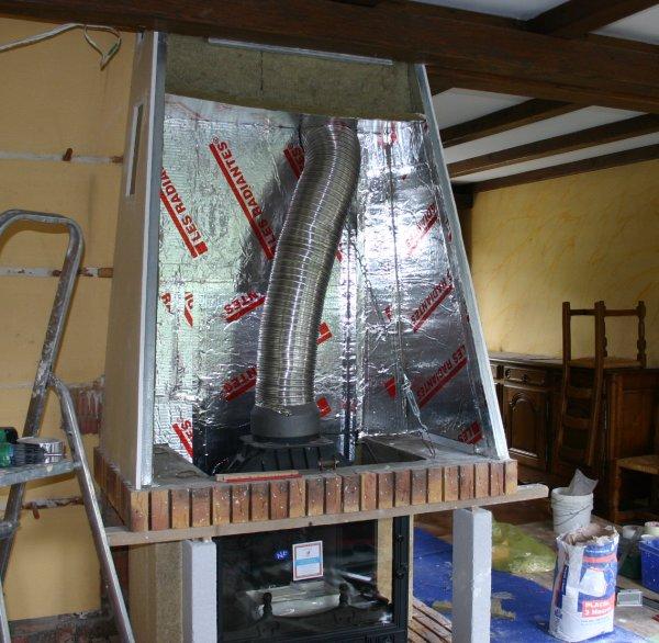 Installer insert dans cheminee ancienne photos de conception de maison du - Installation insert dans cheminee ancienne ...